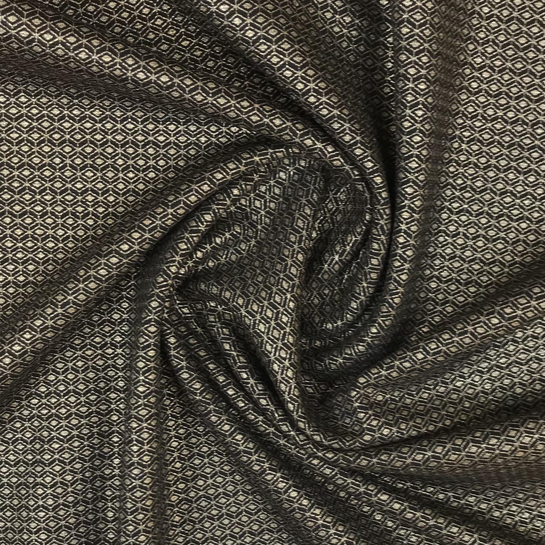 Comfort Romanit Jersey, gold gedruckt. Art. Q-22142-055
