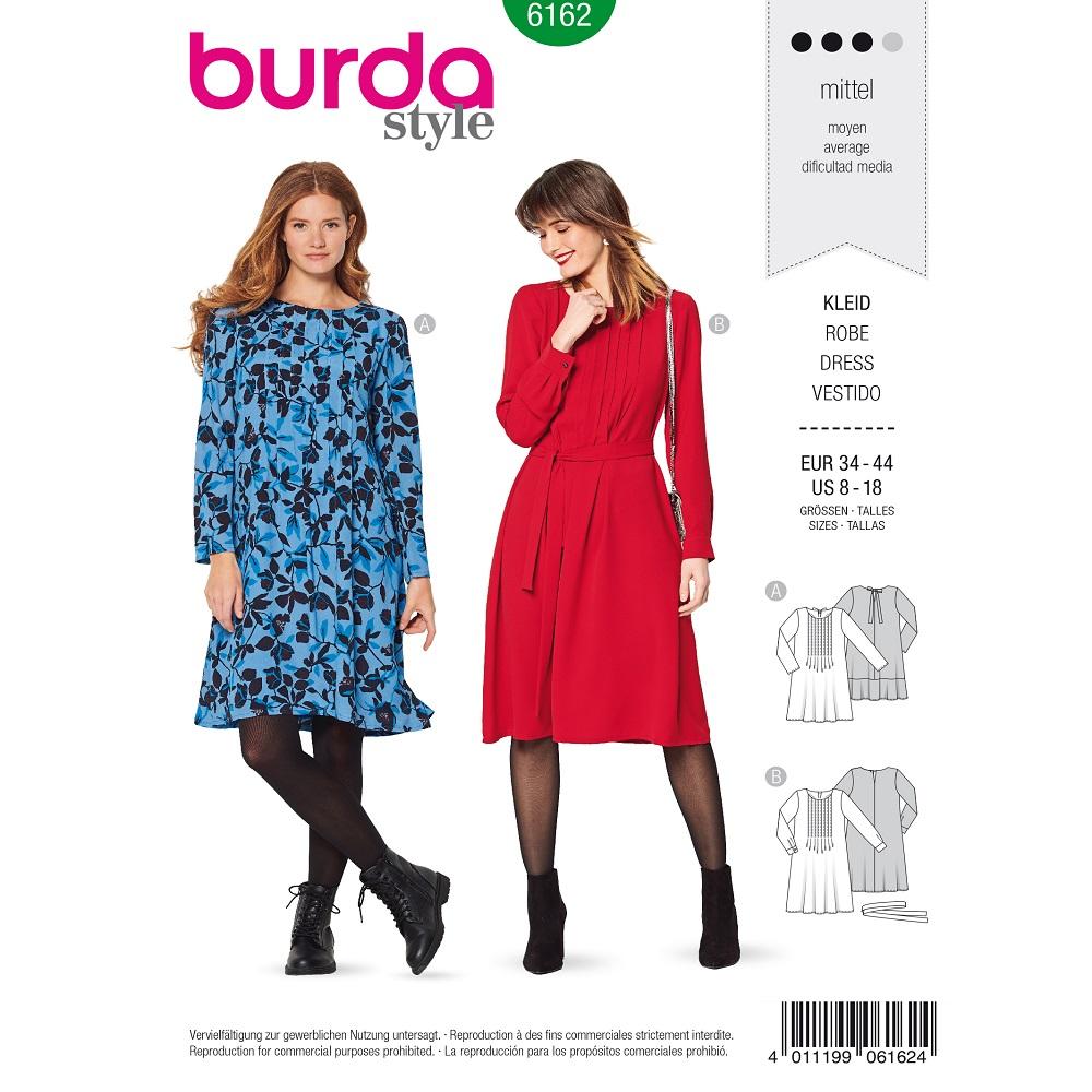 Farbenfrohe Midi-Kleider #6162