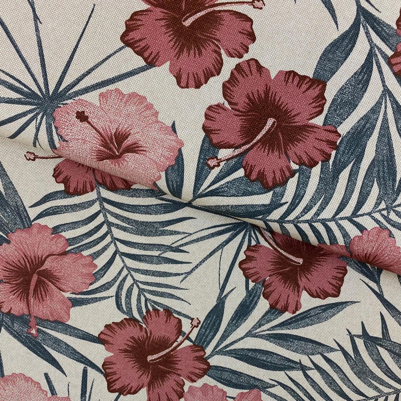 Dekostoff Canvas, Blumen. Art. SW11339