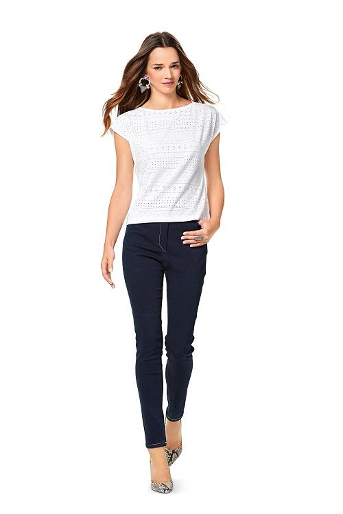 Schmale Hose und Jeans #6543
