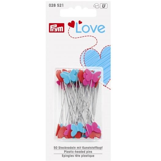 """Quilt - Stecknadeln von """"Prym-Love"""", Blume, Prym - Art. 028521"""