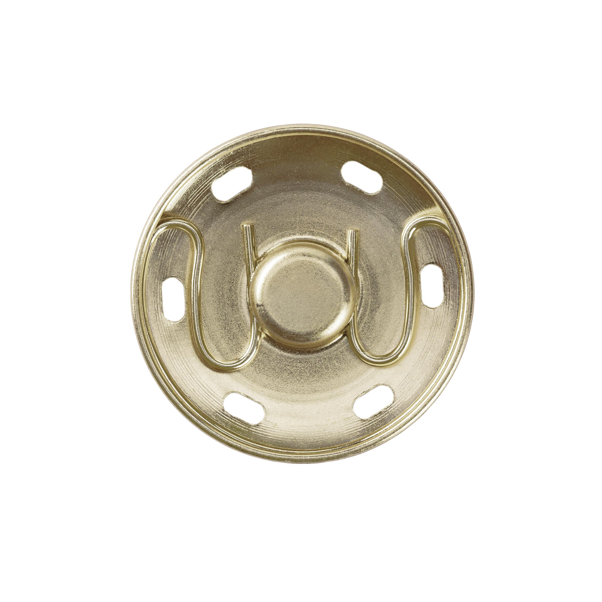 Druckknöpfe, messing, 2 Stück, 30 mm, Prym - Art. 341781