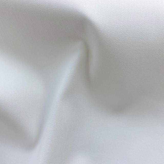 Jeansstoff rein weiß. Art. 997474