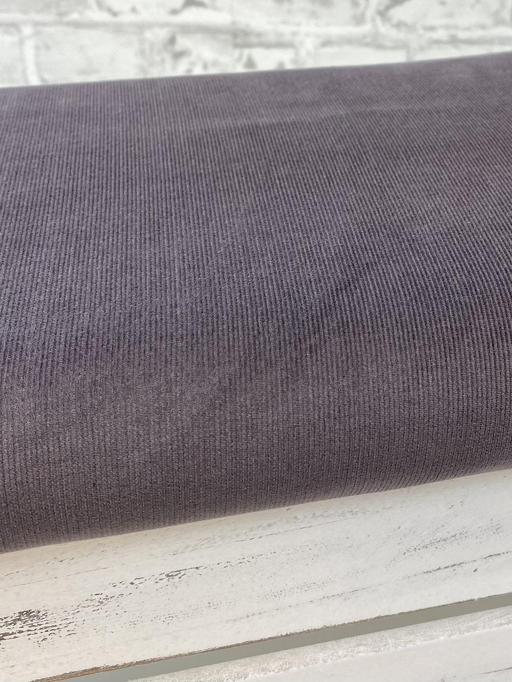 Feincord gewaschen, dunkelgrau. Art. 4809/68