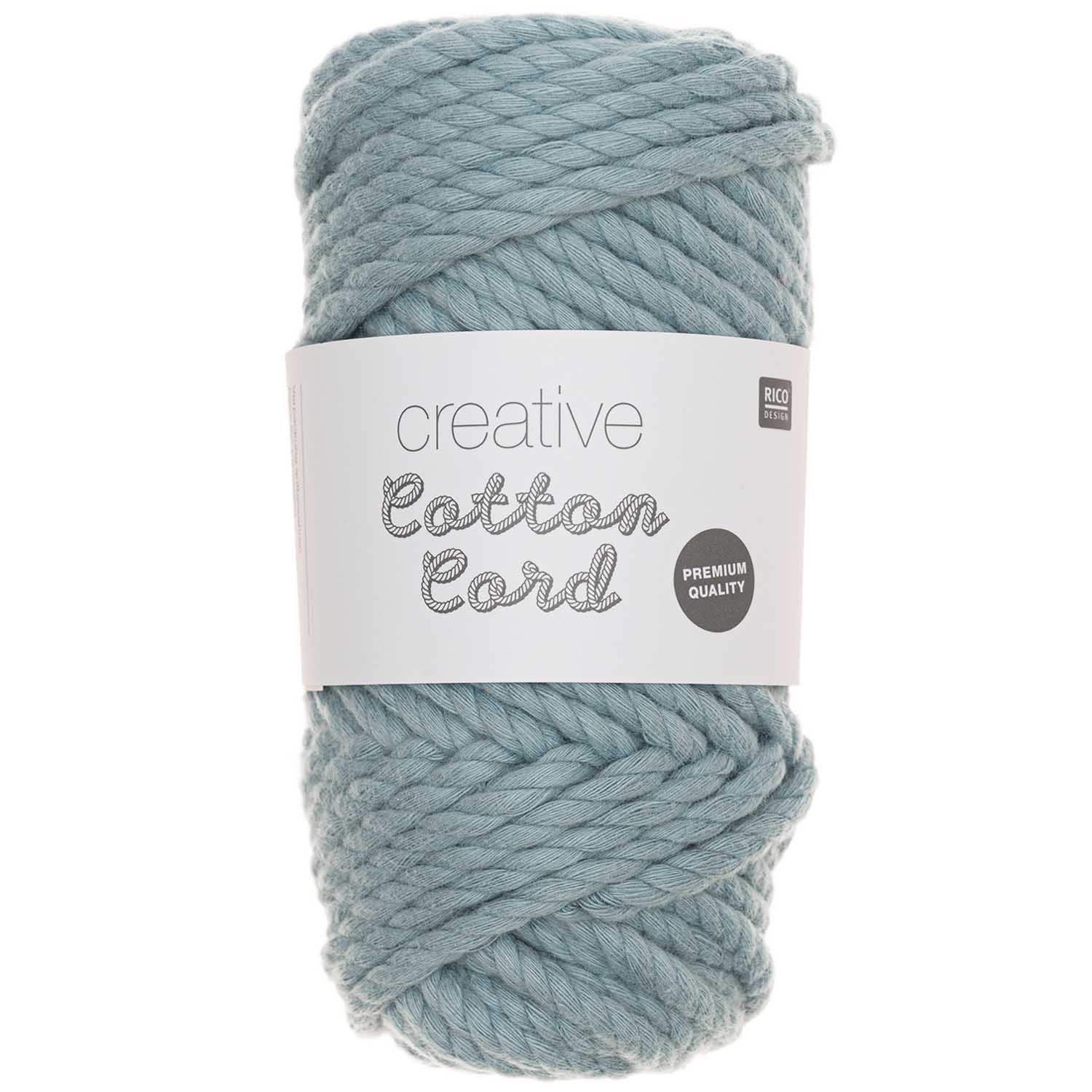 CREATIVE COTTON CORD 130G 25M patina