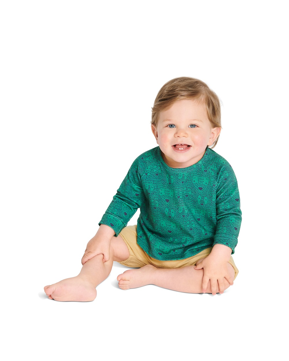Kleid und Shirt für Babys. Burda #9277
