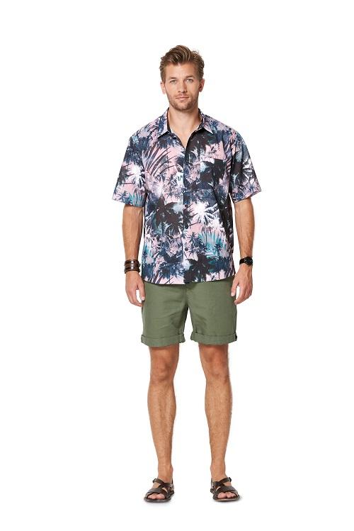 Hawaii– Hemd F/S 2019 #6349