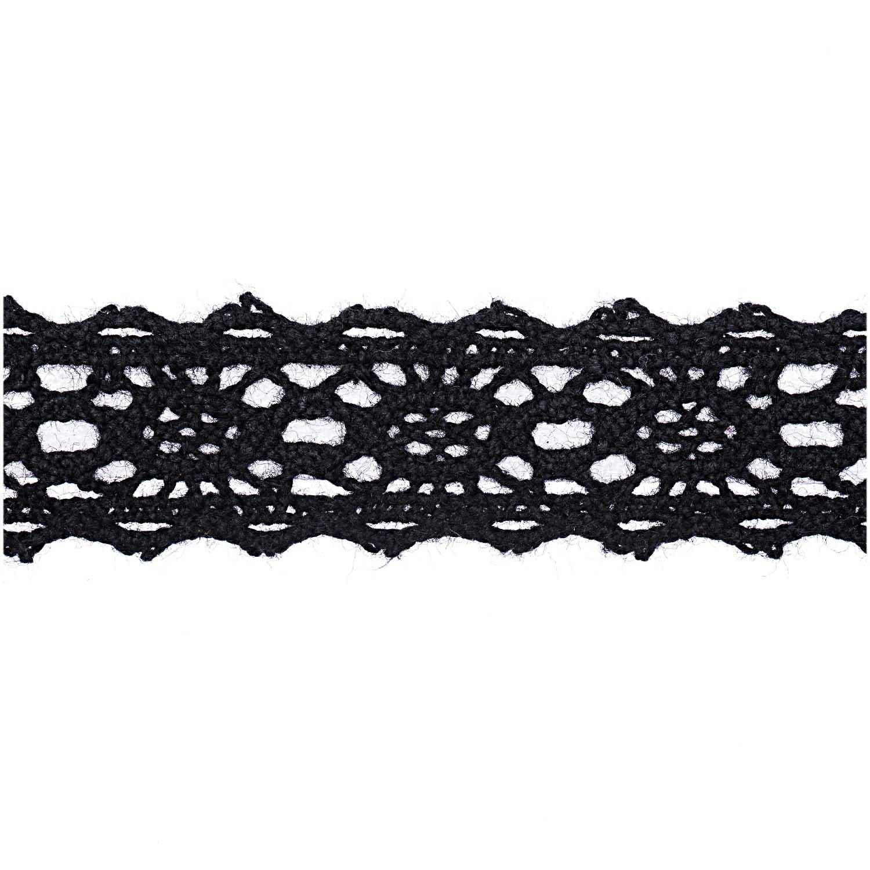 Tape Borte, selbstklebend, 15 mm - 2,5 m, schwarz. Art. 50070.30.28