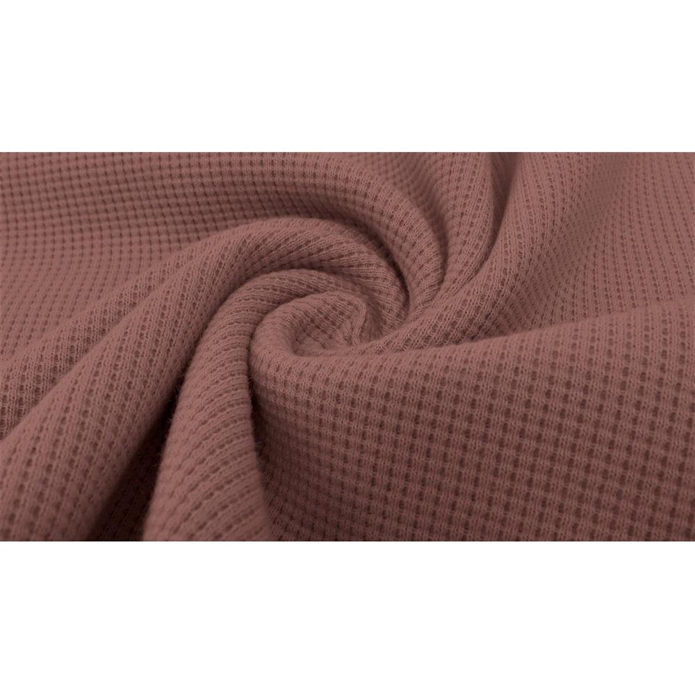 Waffelstrick Jersey, rosa. Art. 5011-1519