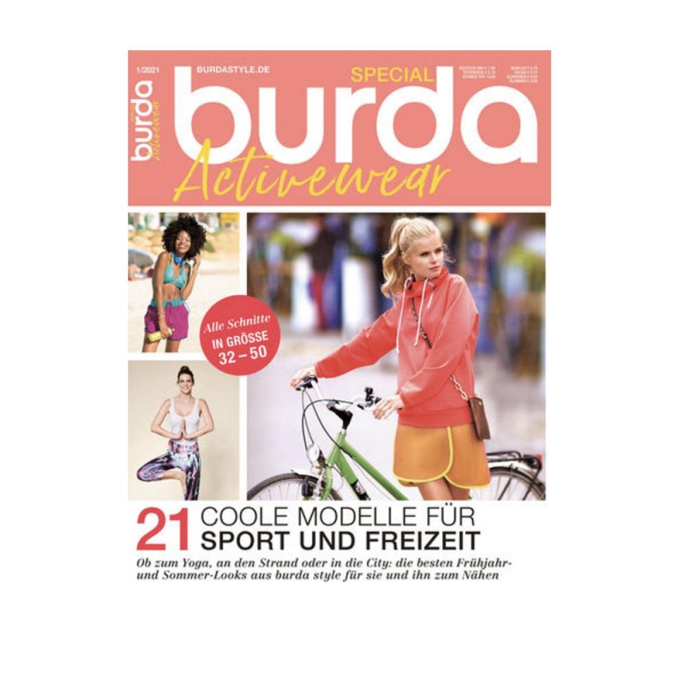 Burda special Activewear 01/21