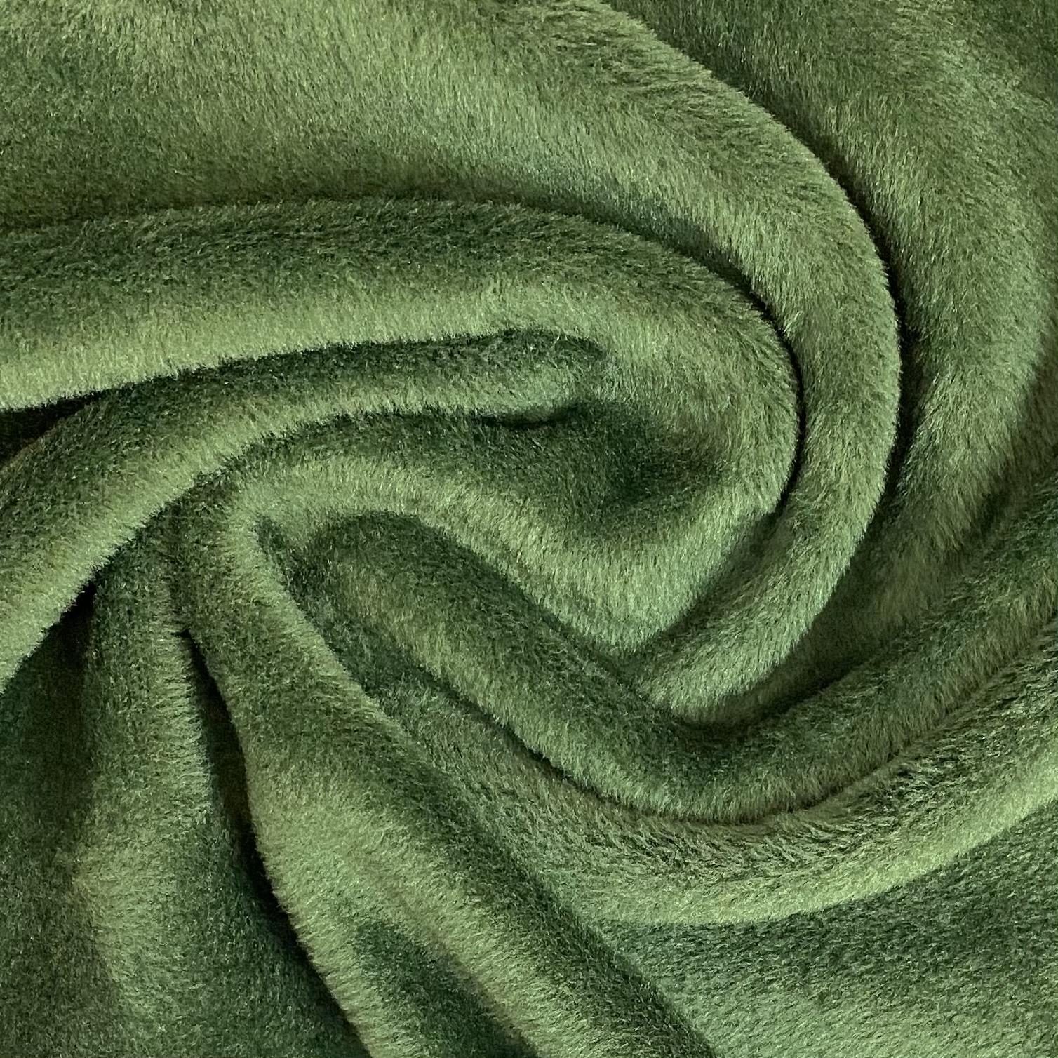 Alpenfleece, dunkelgrün. Art. 14335/046