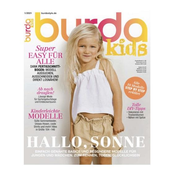 Burda Kids Ausgabe 1/2021