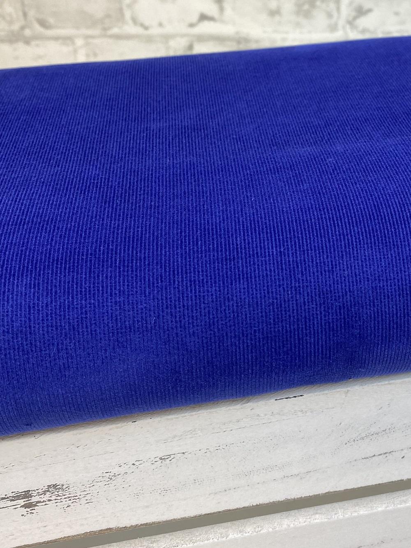 Feincord gewaschen, kobaltbalu. Art. 4809/005