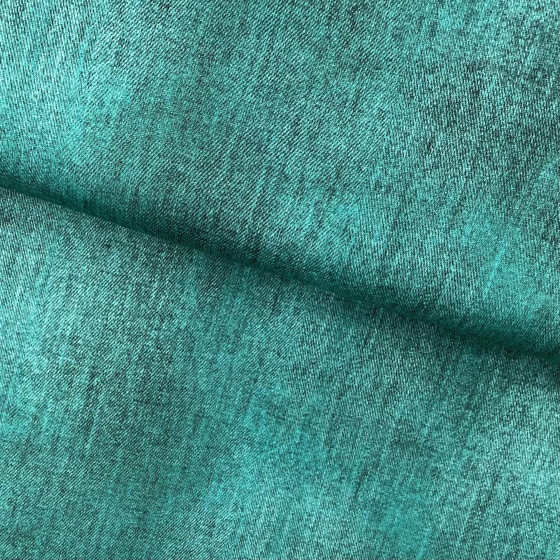 Baumwolljersey, Batik Druck, grün. Art. 14511/024