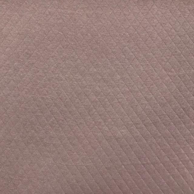 Stepper Stoff, Cotton Diamond, altrosa. Art. 8242-013
