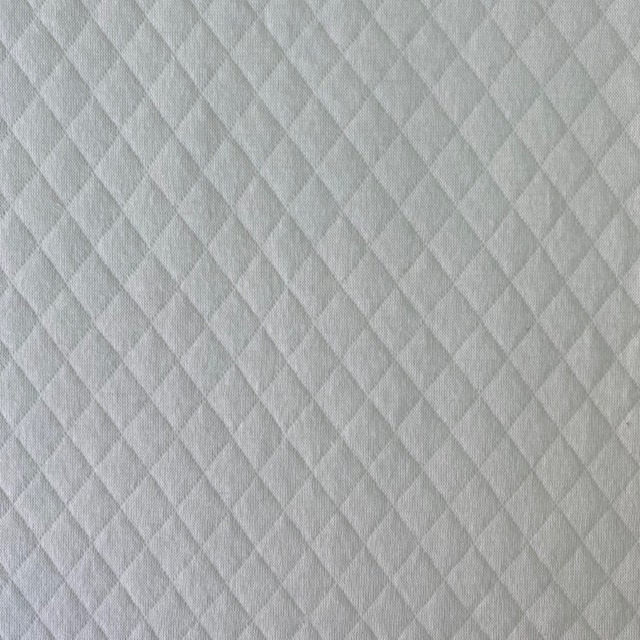 Stepper Stoff, Cotton Diamond, creme. Art. 8242-051
