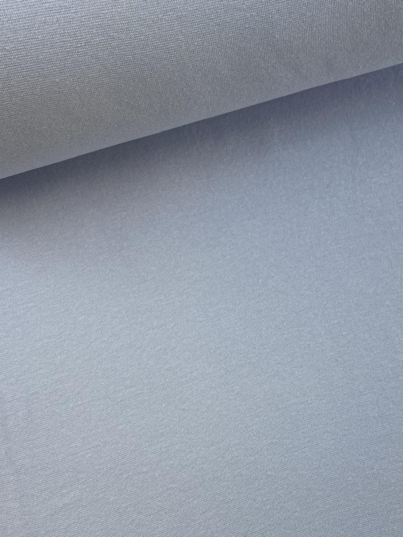 Bündchenware (glatt), hellblau. Art. SW10638