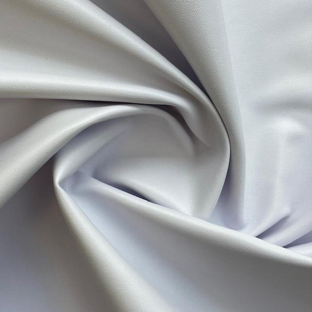Lederimitat, weiß. Art. 960534