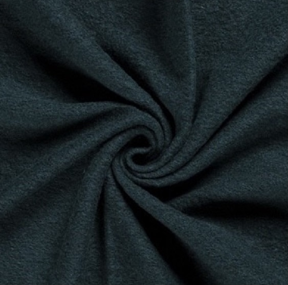 Kochwolle Klassik, einfarbig, petrol. Art. 00669/024