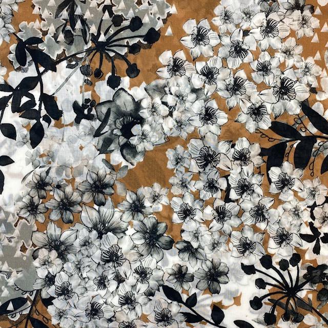 Leichter Viskosen-Stoff. Art. Q11402-001