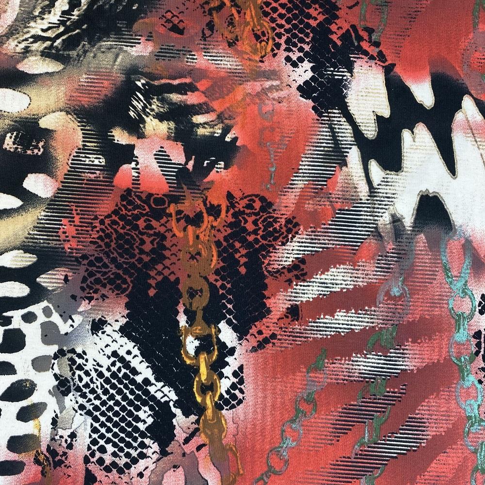Baumwolljersey, Digital Druck. Art. 12531/015