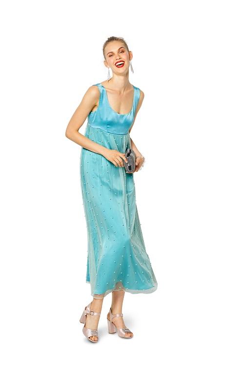 Empirekleid und Sommerkleid #6312