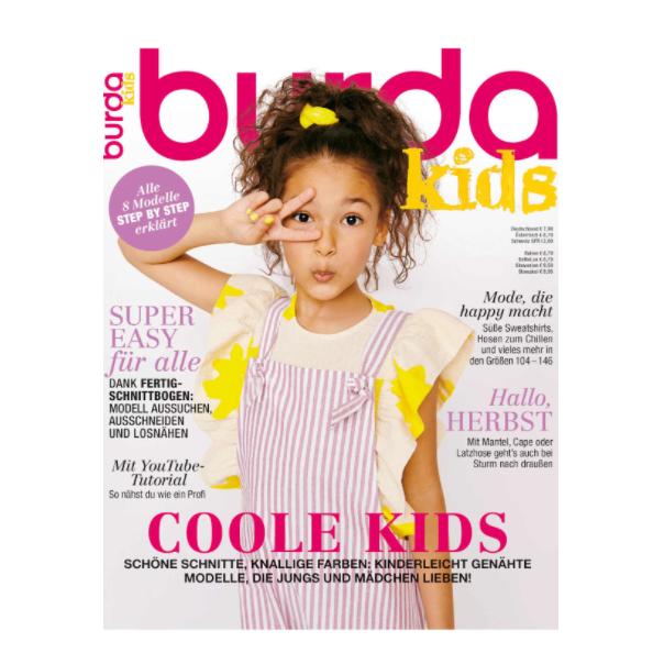 Burda Kids Ausgabe 02/2021
