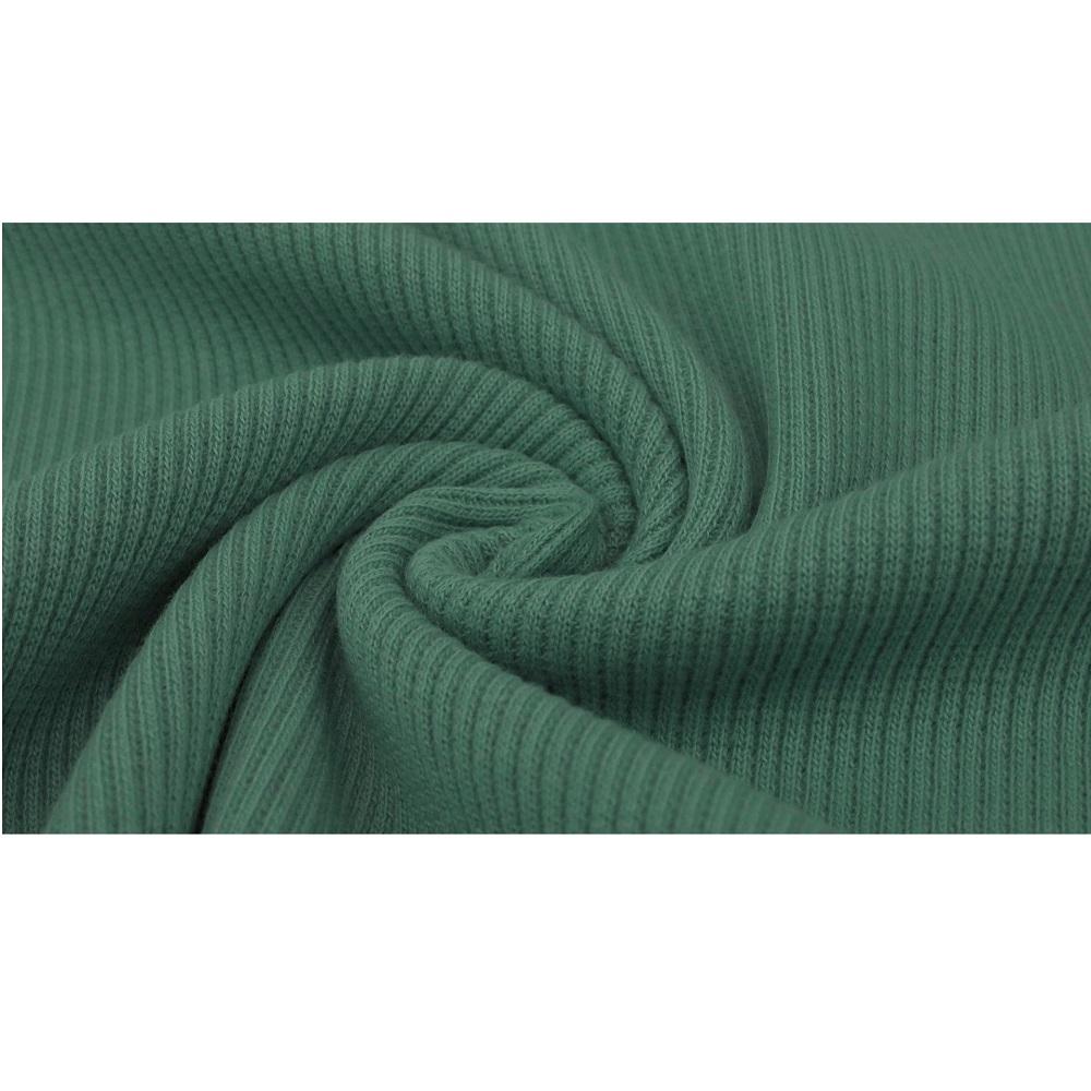 Rippenjersey, nebel grün. Art. 4876-1707