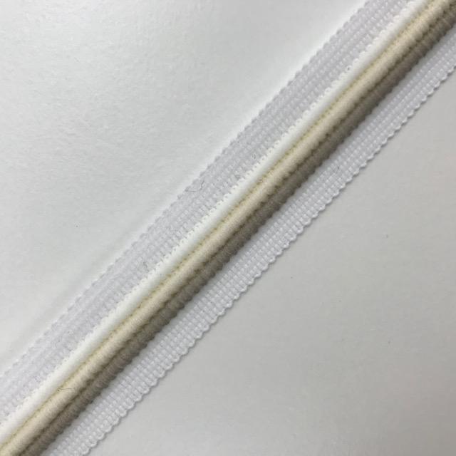 Galonband, Streifen, creme, beige  Art. SW11687