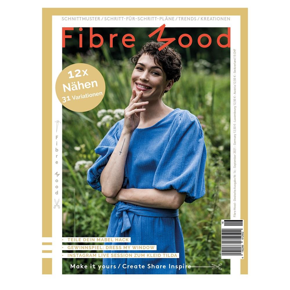 Fibre Mood Magazin. Ausgabe 16/2021