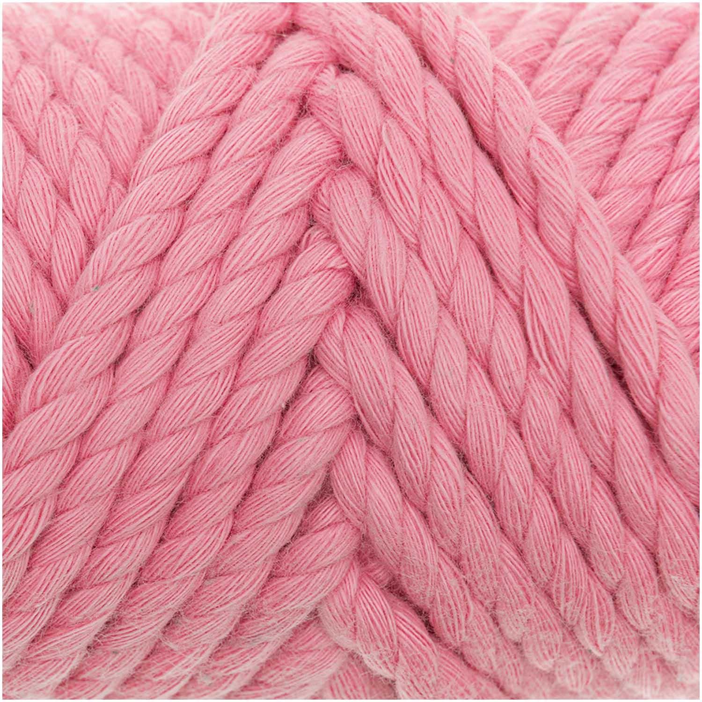 CREATIVE COTTON CORD 130G 25M, rosa
