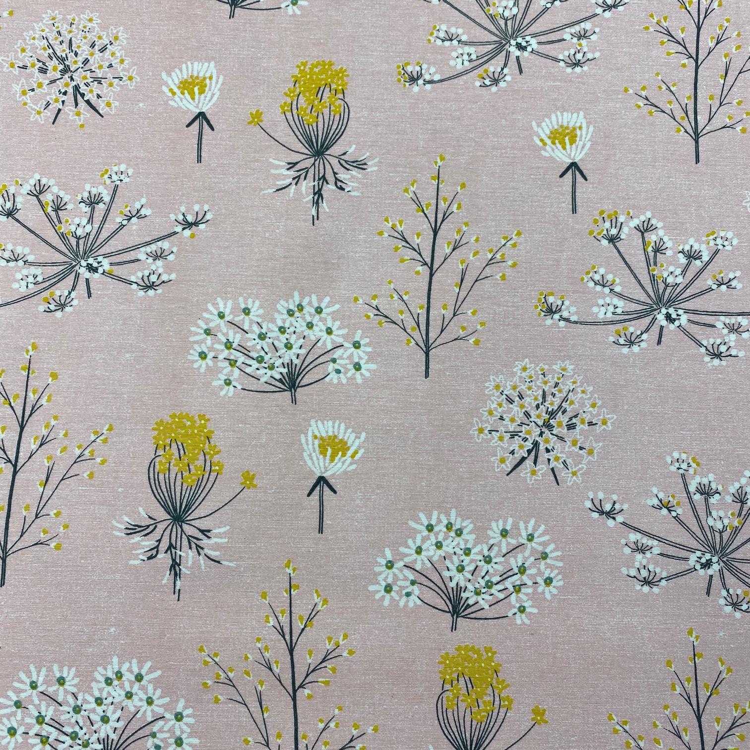 Dekostoff, Wiesenblumen. Art. SW12399