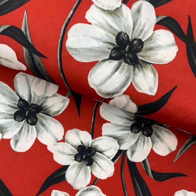 Jersey Soft Skin, große Blume Art. 07622.001