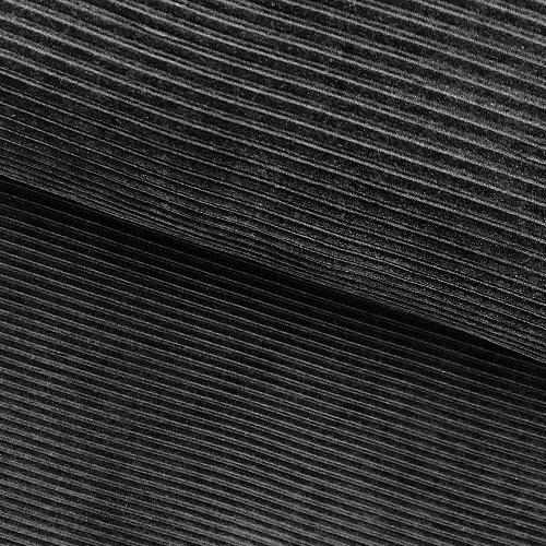 Jersey Breitcord, schwarz. Art. KC8316-069