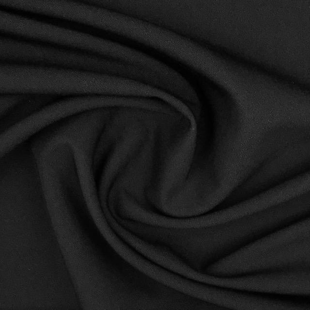 "Gabardine ""Wasserfall"", schwarz. Art. RS0168-069"